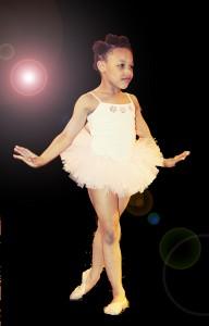 bewerking foto achanty balletkopie