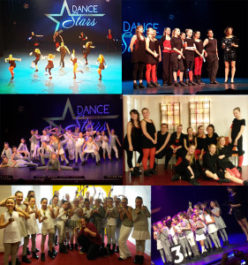 collage dancestars